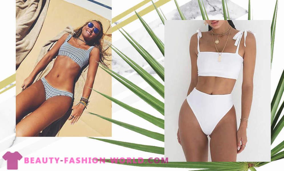 nuovo concetto 1a698 faf42 Fibbie ferretto e in taglio alto: bikini 8 tendenze moda ...