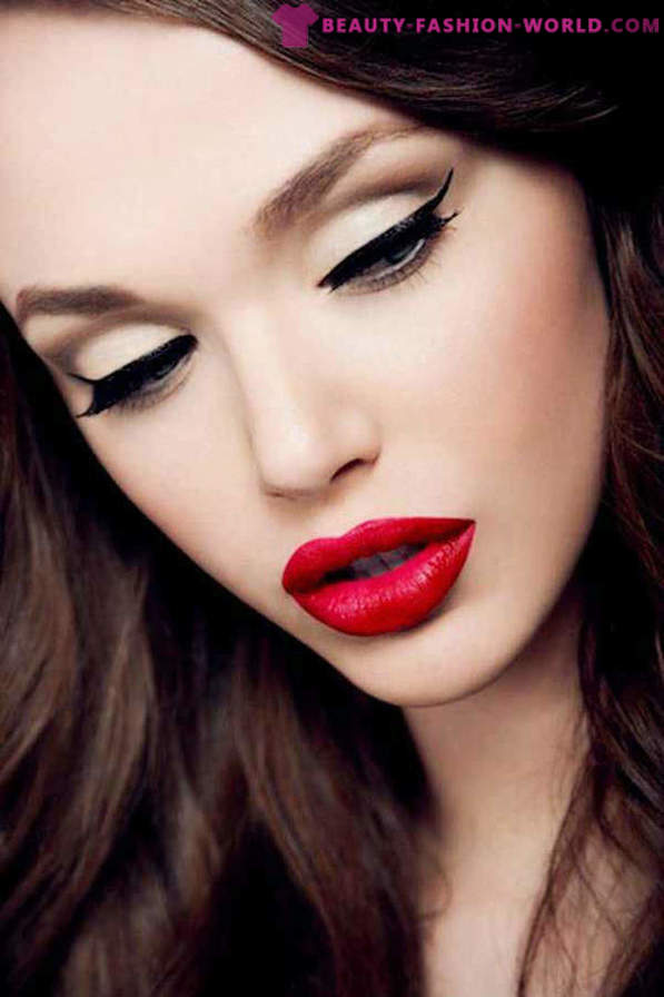 10 idee per il make-up di Capodanno