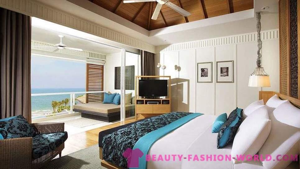 Come creare un armonioso interno della camera da letto. La ...