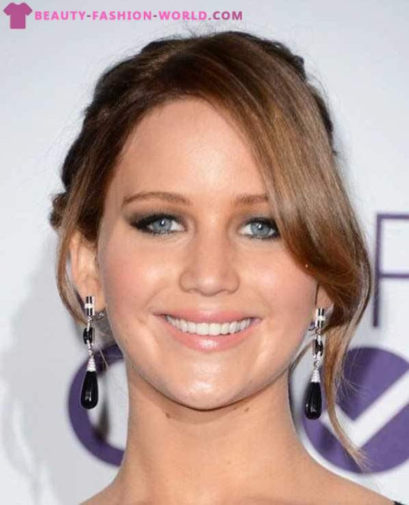 Top acconciature 2014 Jennifer Lawrence